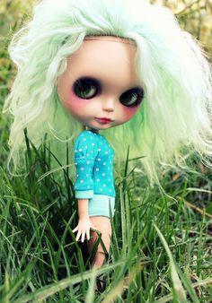 Blythe Dolls Too COOL