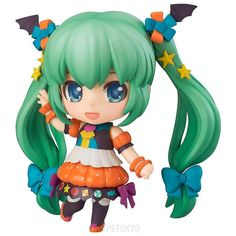 Vocaloid Nendoroid Co-de : Hatsune Miku Sweet Pumpkin Co-de