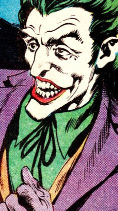 Joker - Detective Comics (May Art by Don Newton (pencils), Alfredo Alcala (inks) & Adrienne Roy Comic Book Artists, Comic Books Art, Comic Art, Joker Comic, Joker Art, Dc Comics Art, Marvel Dc Comics, Last Action Hero, Comics Vintage