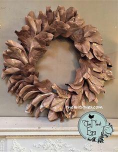 Magnolia wreaths ava