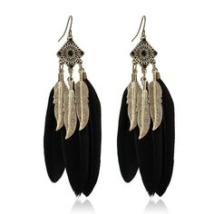 Tribal Synergy Drop Earrings