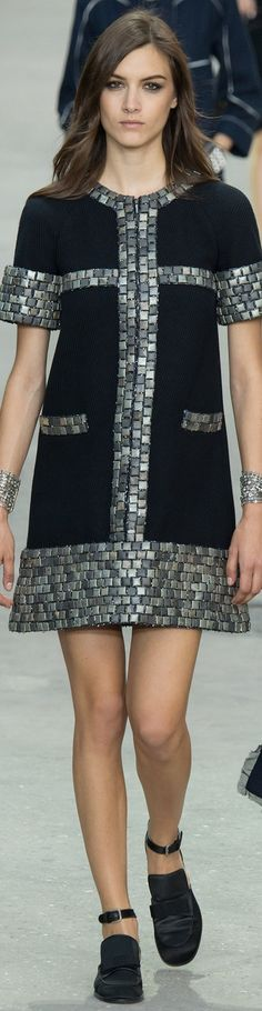 CHANEL Collection Spring 2015