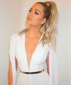 Make iluminada Khloé Kardashian