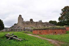 Ruins of Kuusisto bishop castle, Finland/ Kuusiston linna. Kuva: Helen Simonsson, Flickr CC