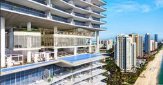 Turnberry Ocean Club, 154 luxury residences in a 54-story ocean front tower.  Now taking reservations.