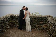 Sunset Rock Mackinac Island Wedding Photos ~ Mackinac Island Wedding Photography ~ Paul Retherford photo inn at stonecliffe mackinac island northern michigan wedding by http://www.paulretherford.com #puremichigan