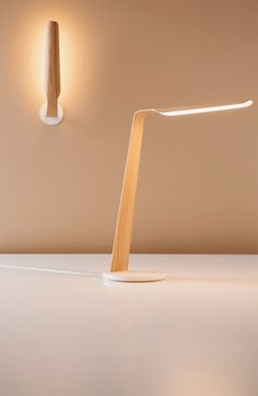 Swan is a minimalist design created by Finland-based designer Mikko Kärkkäinen. The new Swan series will include elegant new lamps for table, wall and floor, with the addition of a pendant model. (1)