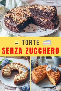 Torte Cake, Breakfast Cake, Stevia, My Recipes, Love Food, Banana Bread, Yogurt, Latte, Food And Drink