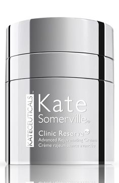 This indulgent, advanced technology cream visibly corrects and targets skin based on need. Specifically reserved for Kate Somerville's most discerning clients, this product works to improve elasticity, firmness, and radiance.