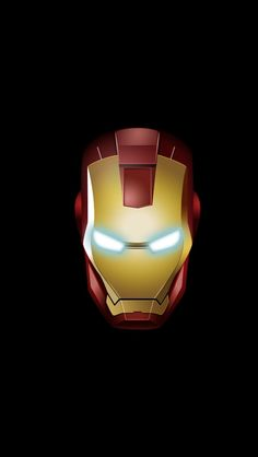 Iron Man iPhone/Android wallpaper - Marvel