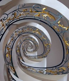 Staircase | Spiral Stairs | Architecture