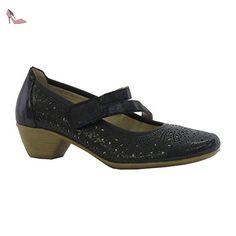 REMONTE Remonte Womens Shoe D5006 Blue 37 - Chaussures remonte (*Partner-Link)