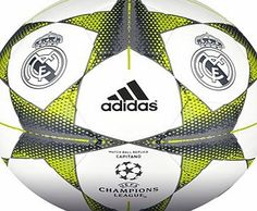 cheaper 70767 d40a2 Adidas Footballs Champions League Finale15RM Cap WhiteLeadBorang S90220  Soccer Real Madrid Fußball