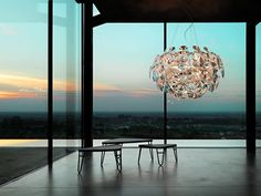 BEST BRANDS - Luceplan in ten frames: a selection of ten lamps showing the best of Luceplan | Hope, Francisco Gomez Paz - Paolo Rizzatto, 20 | @luceplan #designbest #lighting |