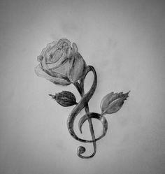 tattoo music key - Google zoeken