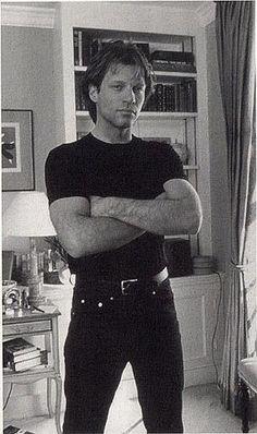 Jon Bon Jovi - hot!