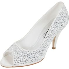 Jenna+-+A+gorgeously+sweet+mid+height+ivory+satin+wedding+shoe+with+all+over+diamante+finish+and+a+sweet+peep+toe,+perfect+for+the+brie+who+wants+a+little+touch+of+glamour+to+her+special+day+without+having+a+high+heel+bridal+shoe.  This+style+is+non-dyeable+£87.00