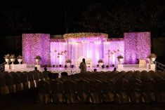 Picture from MK Decorations Photo Gallery on WedMeGood. Browse more such photos & get inspiration for your wedding Wedding Hall Decorations, Wedding Reception Backdrop, Wedding Entrance, Entrance Decor, Wedding Backdrops, Photography Couples, Indian Wedding Photography, Wedding Events, Wedding Ideas
