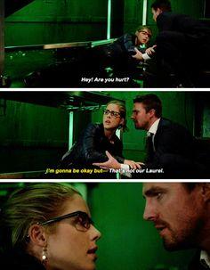 #Arrow #Olicity #Season5 #5x10