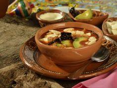 Receta de Sopa Azteca Original