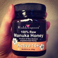 Make Your Own Manuka Honey Face Mask -