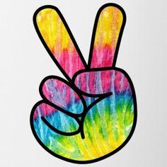 PEACE ~ FINGERS