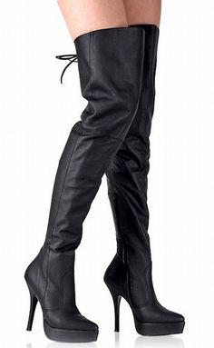 a202e9a009e6 leather black boots Black Leather Boots