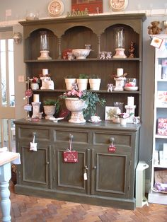 Specially liking Mindful Grey and also Kendall Smokey barbecue grilling via Readers' Favored Color Colors Color Palette Monday, kitchen cupboards, dreary cupboard, off white display case. Decor, Furniture, Painting Oak Cabinets, Redo Furniture, Painted Furniture, Kitchen Decor, Refinishing Furniture, Chalk Paint Furniture, Furniture Inspiration
