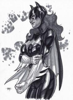 Batgirl by Ed Tadeo