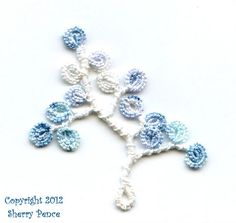 From theTatting Tales blog...another someday project I would love to try, if I ever aquire the tatting skills.