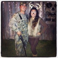 AWESOME DIY Couple Costume