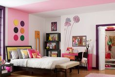 teen girl bedroom ideas | 30 Superb Teenage Girl Bedroom Ideas - SloDive