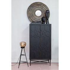 The 'Bequest' storage cabinet comes from the collection of the Dutch brand BePureHome. Bequest is made of old pine with an antique black finish. The iron legs, with a height of 21 cm, have a dark rusty iron finish. The doors of this cabinet are 115 cm hig Furniture, Home Accessories, Global Home, Cabinet, Retro Cabinet, Modern, Home Decor, Locker Storage, Storage