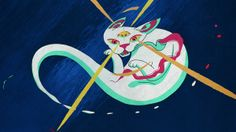 Rdio New Music Weekly feat. Michael Franti by Tendril Design + Animation, via Behance