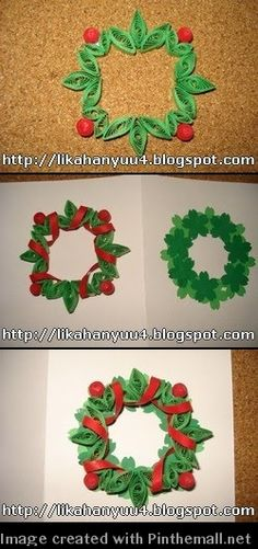 Part 2 of 3---written directions on post---http://likahanyuu4.blogspot.com/search?q=Christmas