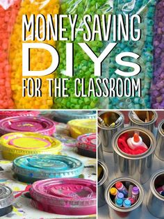 35 Money-Saving Classroom DIYs For Teachers On A Budget - GENIUS! Also see: http://www.buzzfeed.com/peggy/clever-organization-hacks-for-elementary-school-teachers