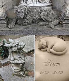 Cimetière des Chiens Paris Among Cimetière des Chiens' notable residents is original show-biz dog Rin Tin Tin and the pet lion of a wealthy feminist.