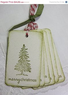 cute tags for christmas prezels