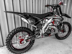 April 8 2019 at Kawasaki Dirt Bikes, Ktm Dirt Bikes, Honda Dirt Bike, Cool Dirt Bikes, Dirt Bike Gear, Moto Bike, Dirt Biking, Triumph Motorcycles, Custom Motorcycles