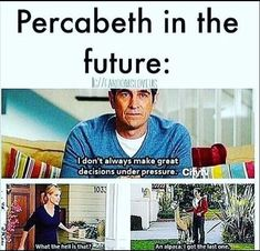 They do LOOK like Percabeth. BUT Percabeth is perfect, and my OTP. So DON'T RUIN IT FOR ME