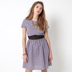 La Redoute summer Liberty print dress