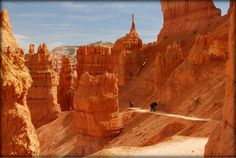 "Bryce Canyon National Park - Hey, is this where Britney shot ""Not A Girl, Not Yet A Woman""???"
