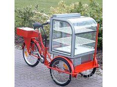 Вело-тележка торговая, фото 3