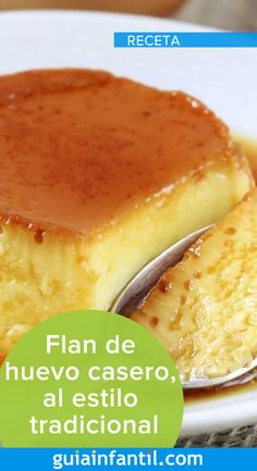 Flan Recipe, Gluten Free Recipes, Tea Time, Mousse, Muffin, Cooking Recipes, Pudding, Tasty, Breakfast
