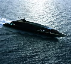 Black Swan Superyacht - 70m