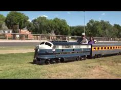 Toy Train Depot Miniature Train Collection Alamogordo New Mexico - YouTube