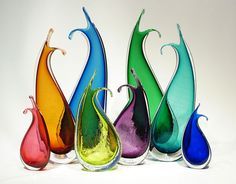 Jester Vases come in all kinds of sizes.
