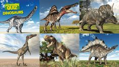 What Dinosaur Are You?