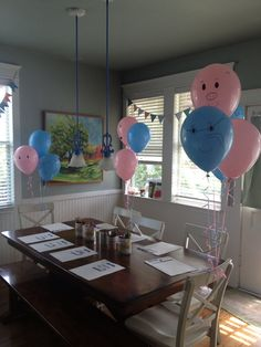 Elephant and Piggie (Mo Willems) party