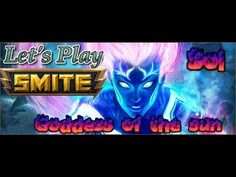 Let's look at the new patch/update! (Solar flare) - Smite Xbox one Sol A...